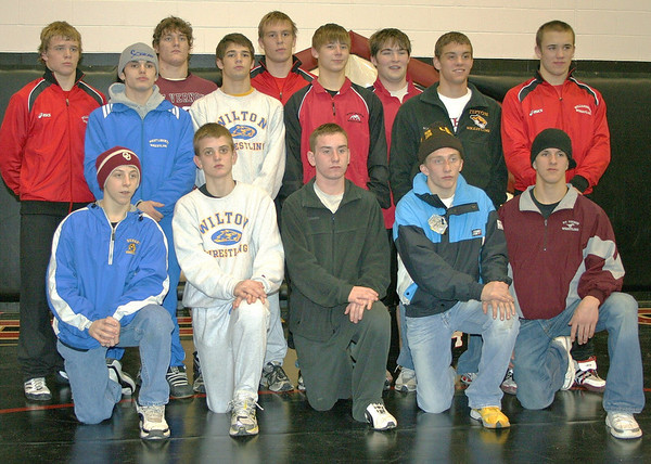 The Last EIHC Wrestling Tournament (2008) - Placewinners